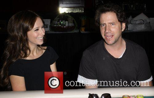 Jennifer Love Hewitt and Jamie Kennedy The Children's...