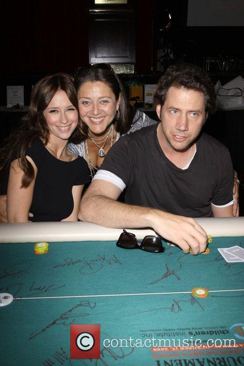 Jennifer Love Hewitt , Camryn Manheim, and Jamie...