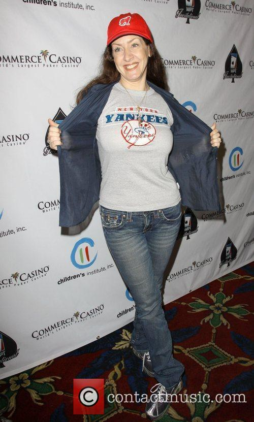Joely Fisher The Children's Institute hosts 'Poker For...