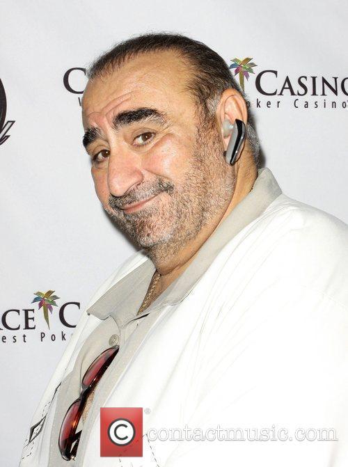 Ken Davitian The Children's Institute hosts 'Poker For...