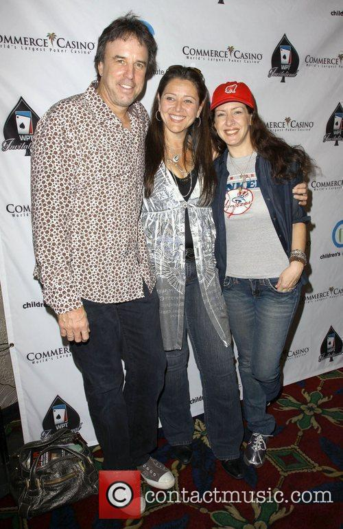 Kevin Nealon, Camryn Manheim and Joely Fisher The...