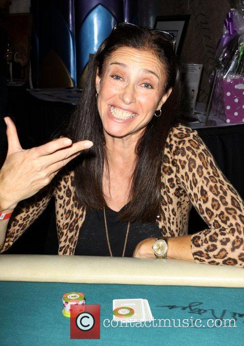 Mimi Rogers The Children's Institute hosts 'Poker For...
