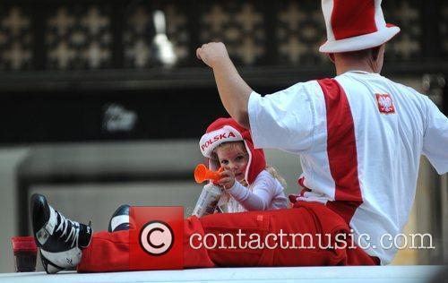 The 72nd annual Pulaski Day Parade held on...