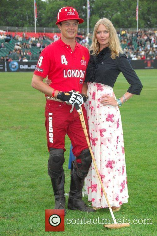 Jodie Kidd and Jack Kidd Polo In The...
