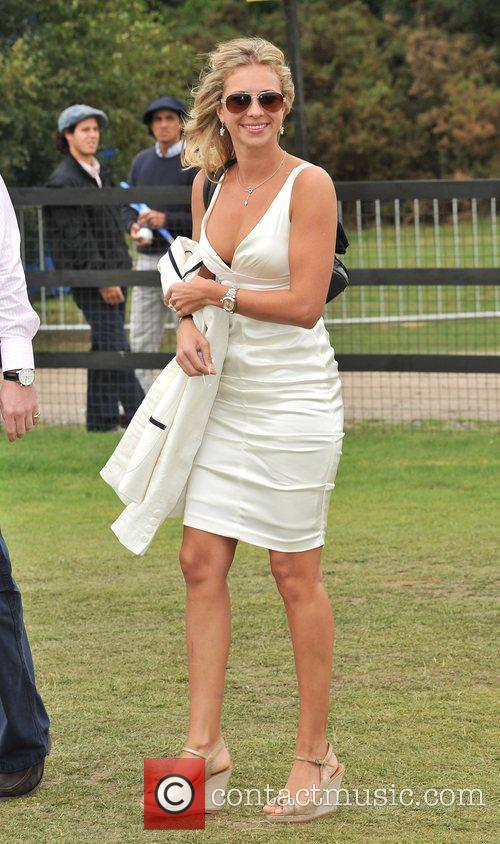 Holly Branson  Cartier International Polo Tournament held...