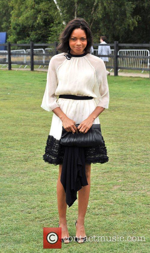 Naomie Harris, Cartier International Polo