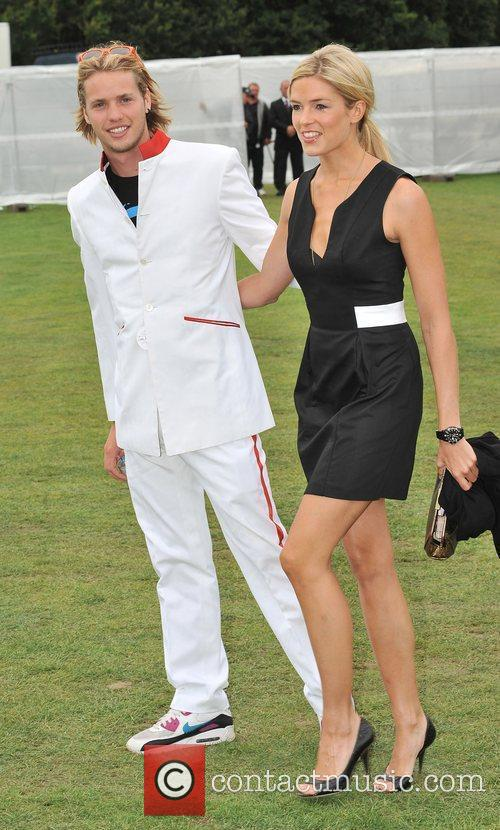 Cartier International Polo Tournament held at the Guards...