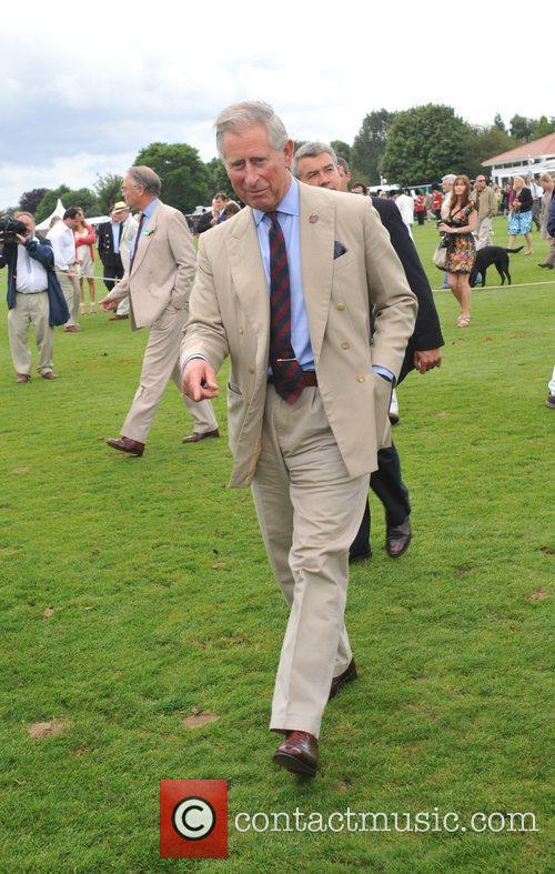 Prince Charles Cartier International Polo Tournament held at...