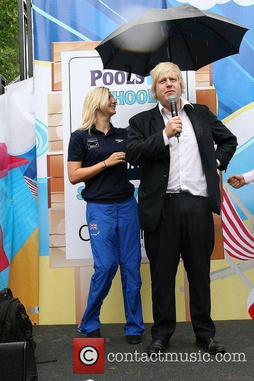 Mayor Boris Johnson 1