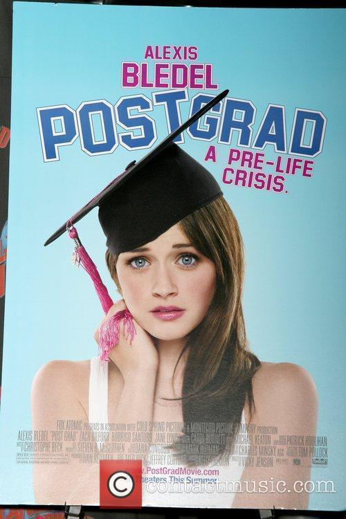 Movie Poster and Alexis Bledel 3