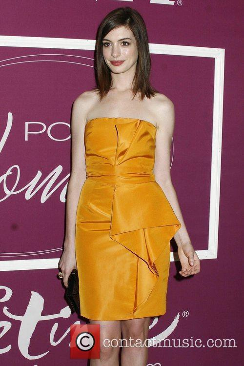 Anne Hathaway Variety's 1st Annual 'Power of Women'...