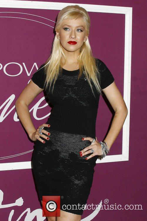 Christina Aguilera Variety's 1st Annual 'Power of Women'...