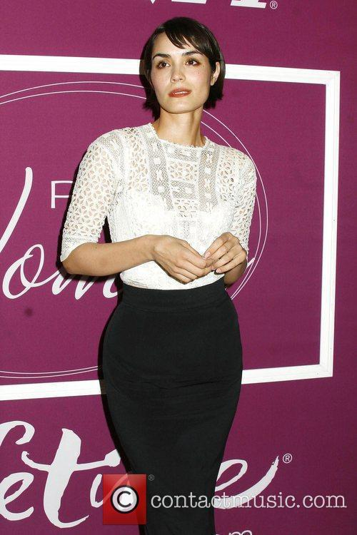 Shannyn Sossamon Variety's 1st Annual 'Power of Women'...