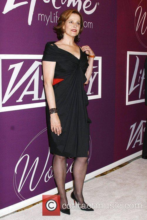 Sigourney Weaver Variety's 1st Annual 'Power of Women'...