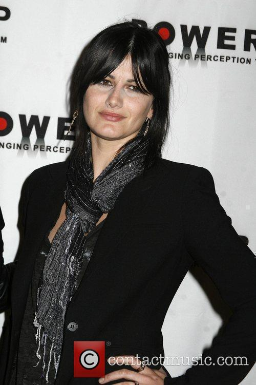 Camila Grey 2009 Power Up Annual Premiere Awards...