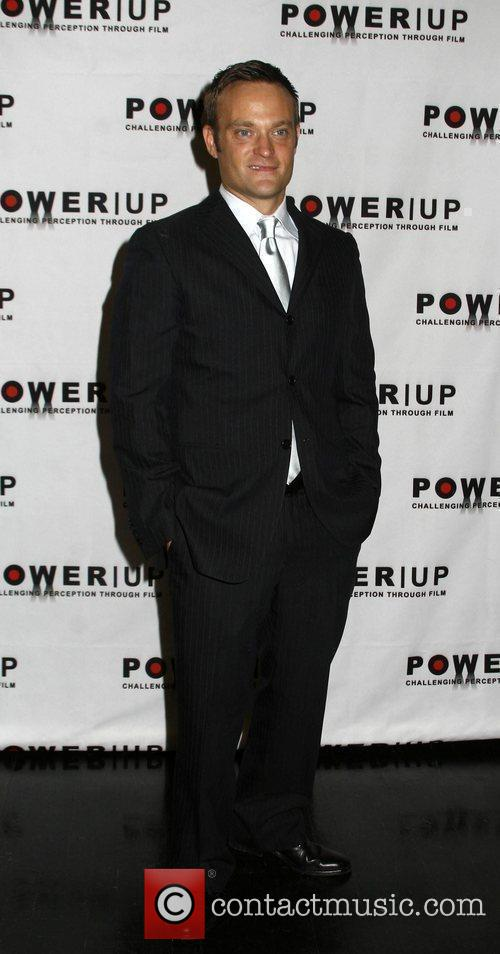 Chad Allen 2009 Power Up Annual Premiere Awards...