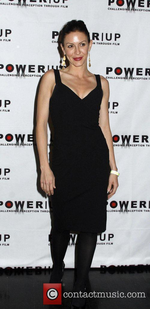 Michelle Clunie 2009 Power Up Annual Premiere Awards...