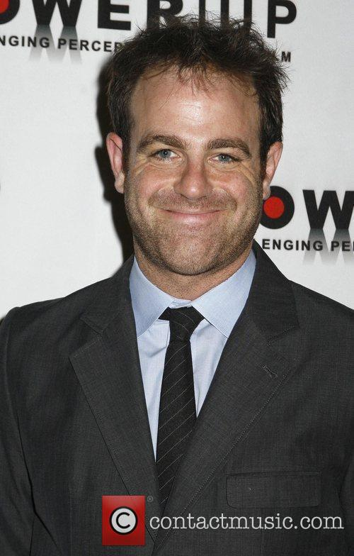 Paul Adelstein 2009 Power Up Annual Premiere Awards...
