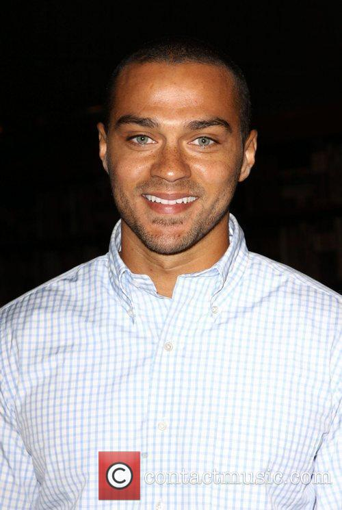 Jesse Williams Prada book launch cocktail party held...