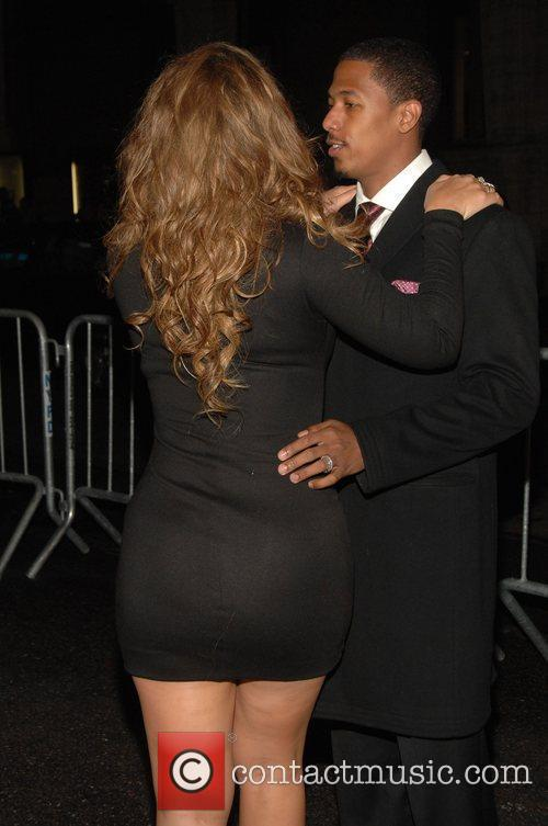 Nick Cannon and Mariah Carey 9