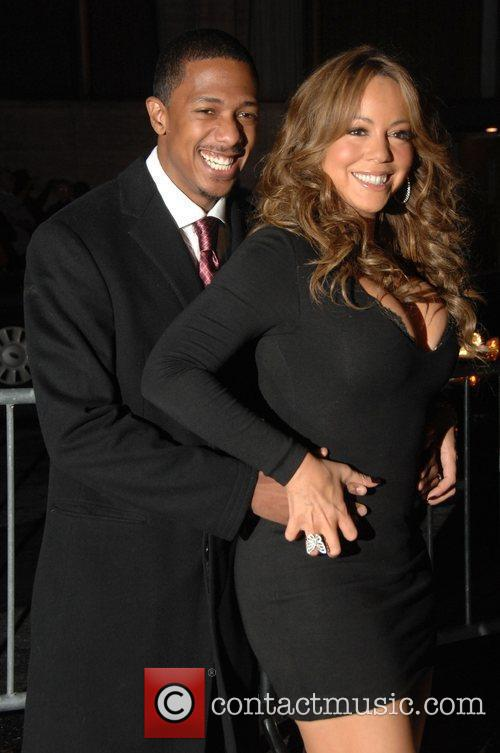 Nick Cannon and Mariah Carey 5