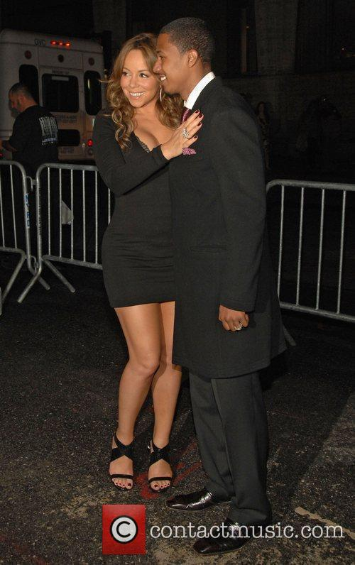 Nick Cannon and Mariah Carey 3
