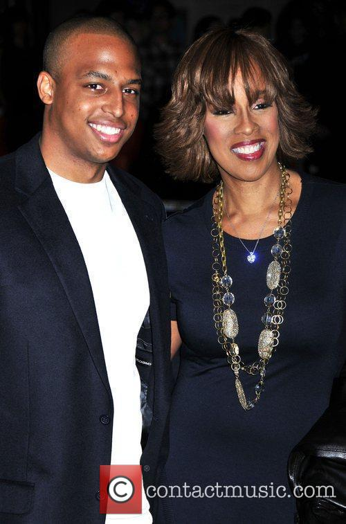 gayle king husband. Gayle King and son William