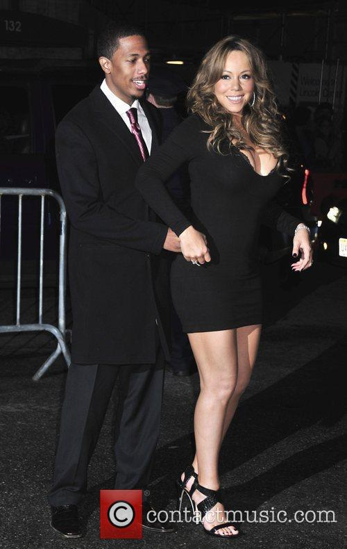 Nick Cannon and Mariah Carey 22