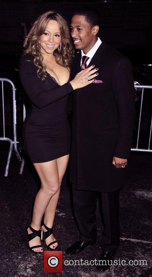 Nick Cannon and Mariah Carey 11