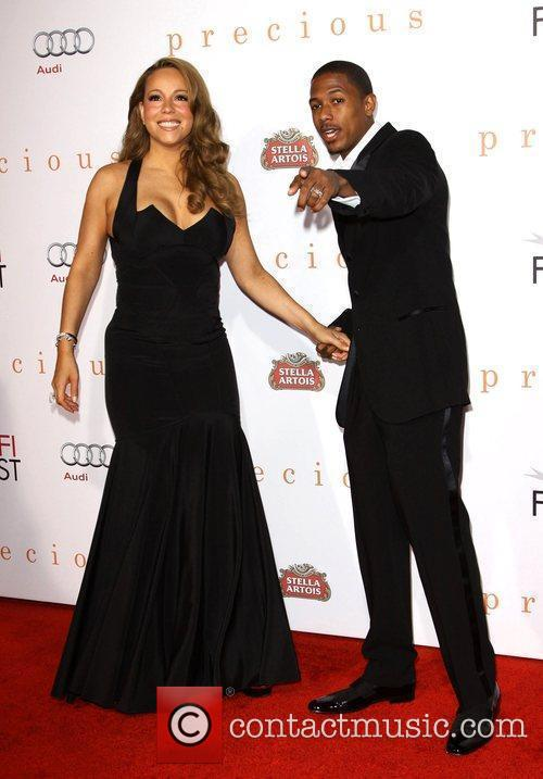 Mariah Carey and Afi 11