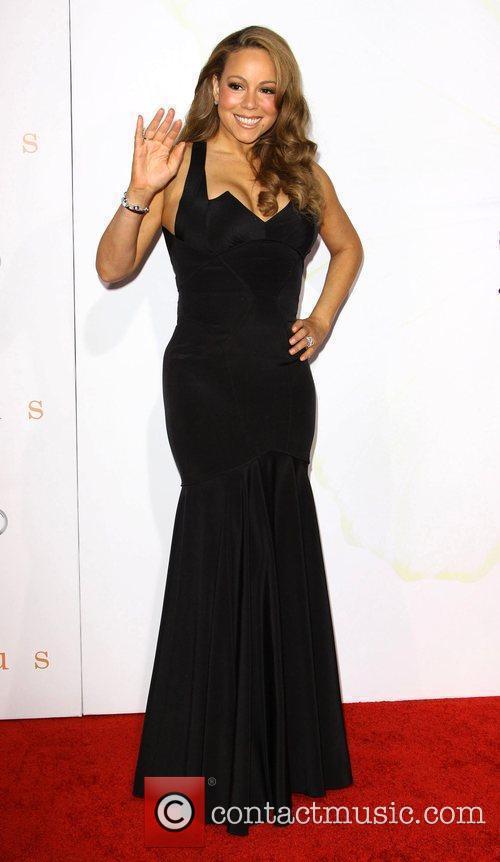 Mariah Carey, AFI, Grauman's Chinese Theatre