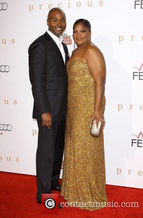 Monique and guest 2009 AFI Fest 'Precious' Hollywood...