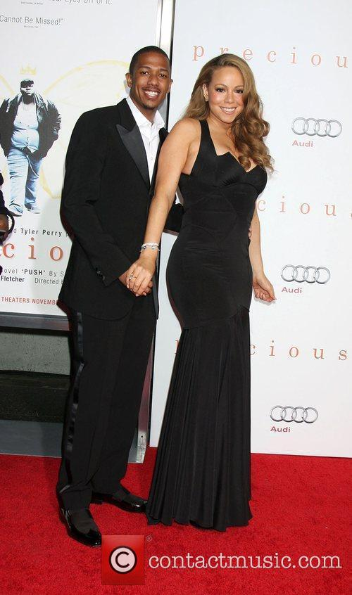 Nick Cannon and Mariah Carey 2009 AFI Fest...