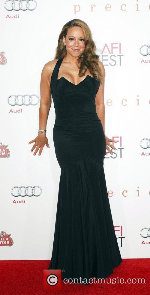 Mariah Carey and AFI 10