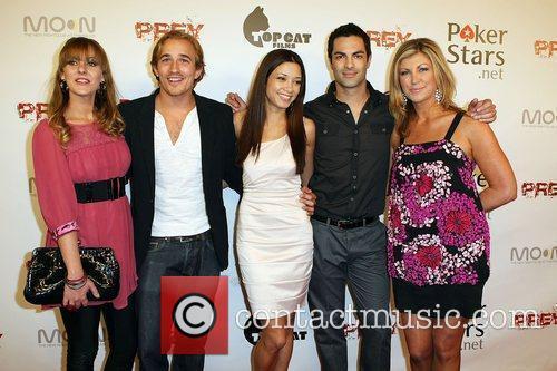 Cast of Prey North American Premiere of the...