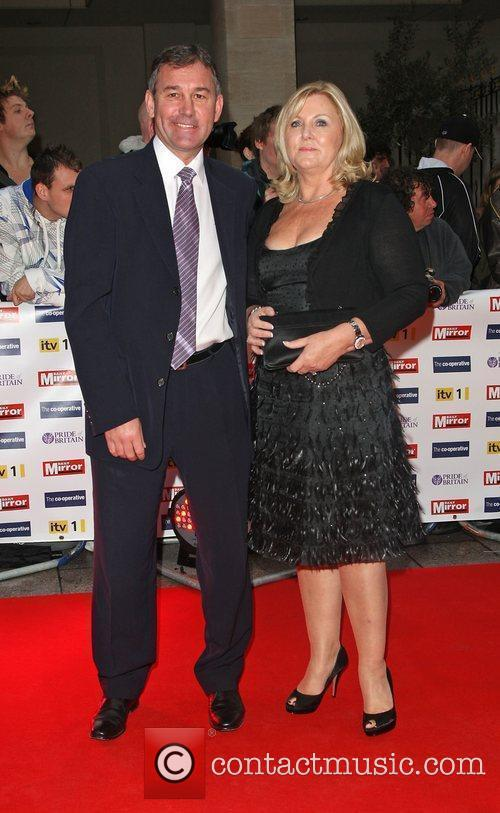 Bryan Robson With His Wife Denise Brindley 7