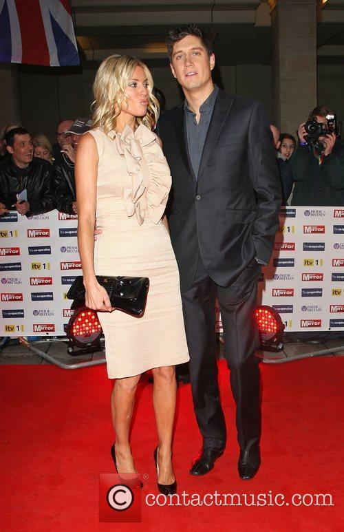 Pride of Britain Awards 2009 held at Grosvenor...