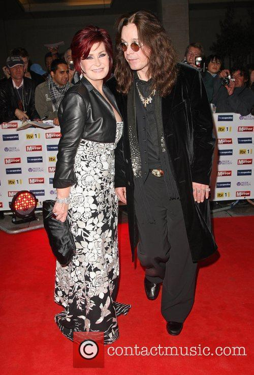 Sharon Osbourne and Ozzy Osbourne 11