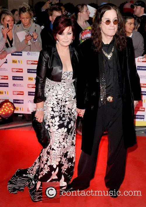 Sharon Osbourne and Ozzy Osbourne 8