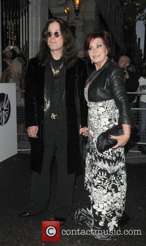 Ozzy Osbourne and Sharon Osbourne 2