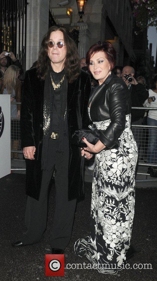 Ozzy Osbourne and Sharon Osbourne 1