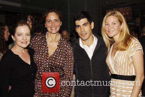 Isabel Keating, Cusi Cram, Raul Castillo and Jennifer...
