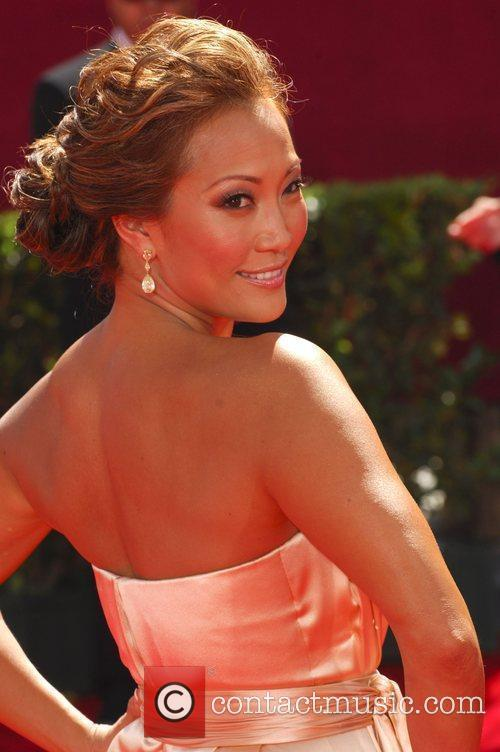 Carrie Ann Inaba 61st Primetime Emmy Awards held...