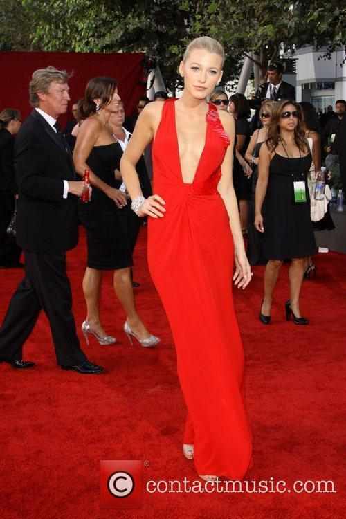 Blake Lively, Emmy Awards