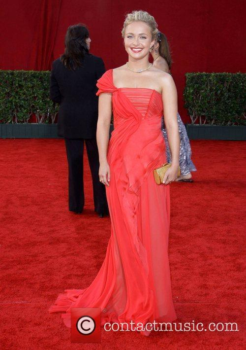 Hayden Panettiere 61st Primetime Emmy Awards held at...
