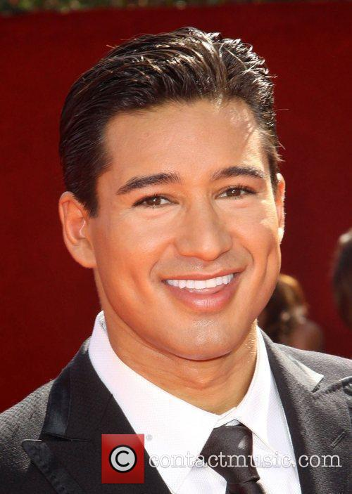 Mario Lopez 61st Primetime Emmy Awards held at...