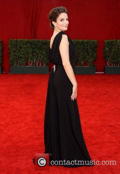 Tina Fey 61st Primetime Emmy Awards held at...