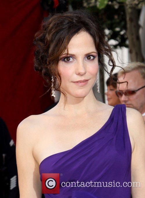 Mary Louise Parker 61st Primetime Emmy Awards held...