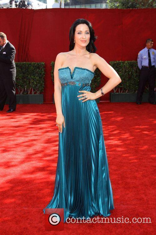 Simone Sinclaire 61st Primetime Emmy Awards held at...