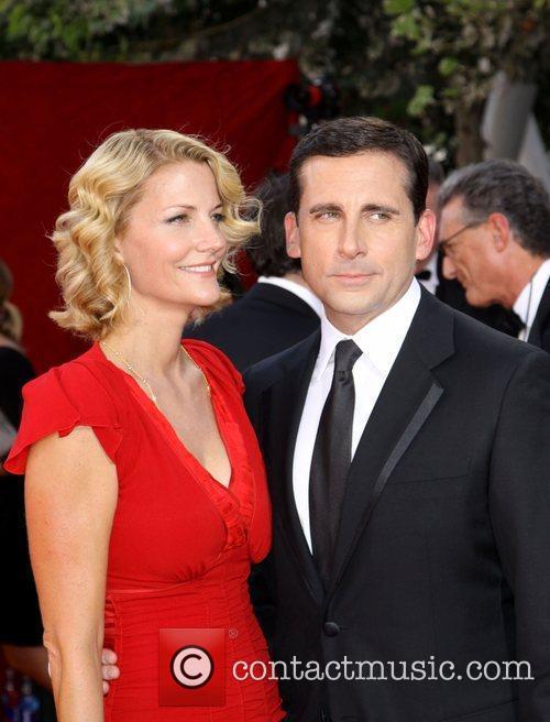 steve carell wife. Steve Carell And Wife